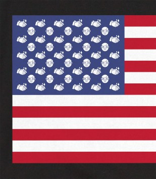 Social Distance Stars & Stripes