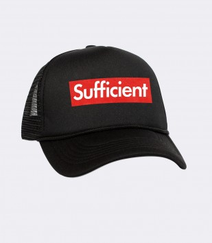 Sufficient Trucker Cap