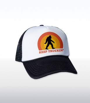 Keep Truckin' Cap