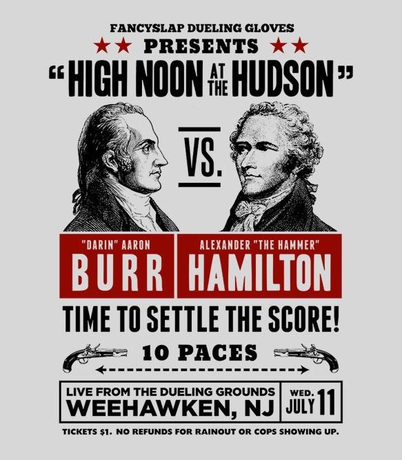 5a551e83 High Noon at the Hudson T-Shirt   Headline Shirts