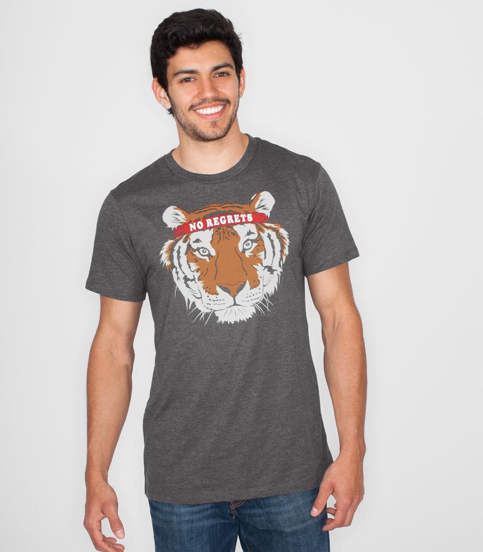 motivational tiger t shirt headline shirts. Black Bedroom Furniture Sets. Home Design Ideas