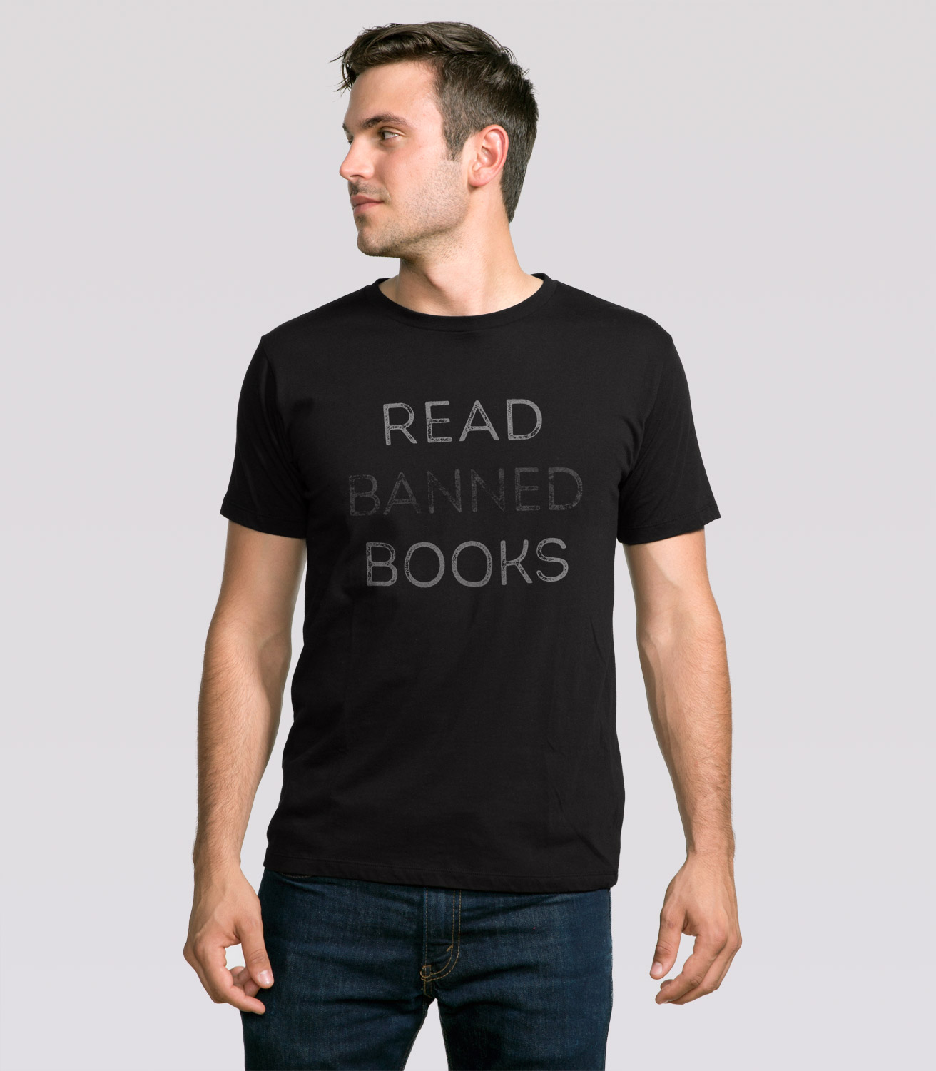 Read banned books men 39 s funny t shirt headline shirts for Silly shirts for men